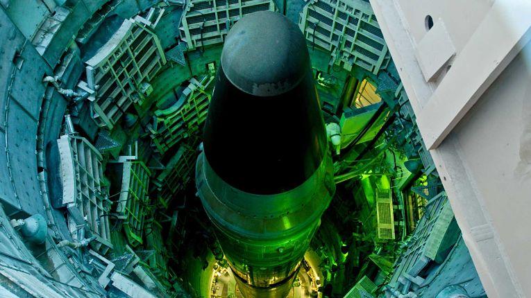 Silo nuclear