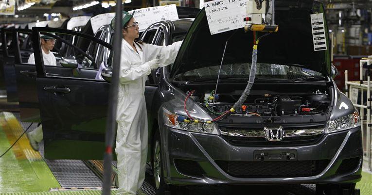 Montadora Honda