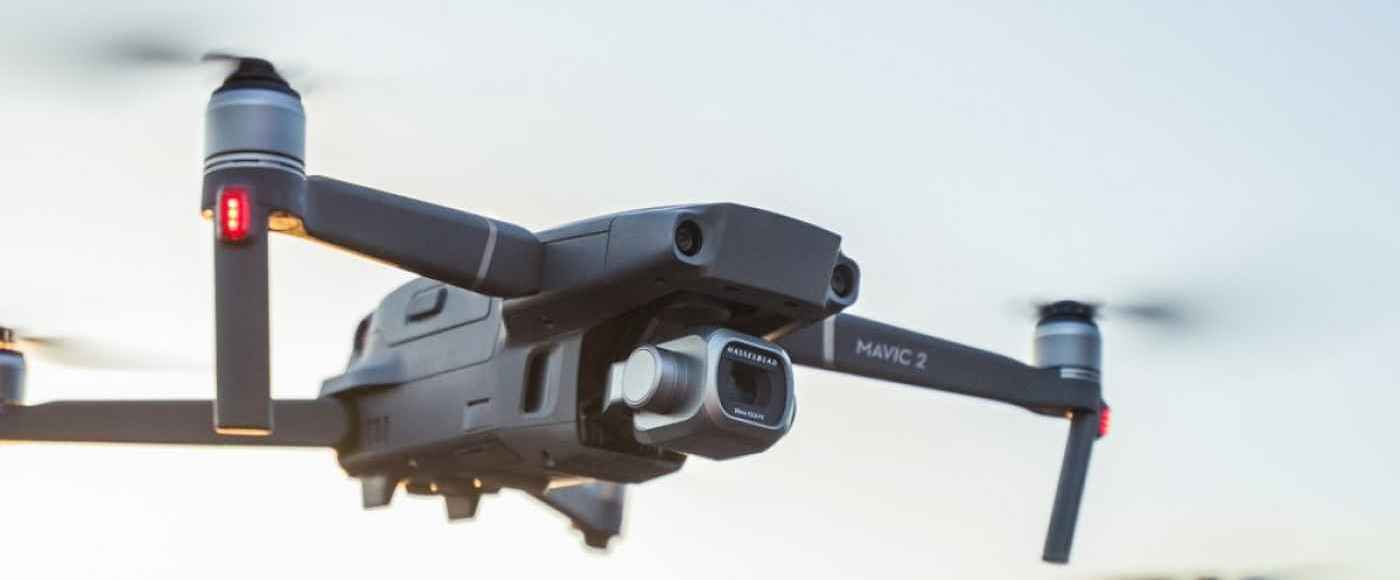 Drone chinês DJI