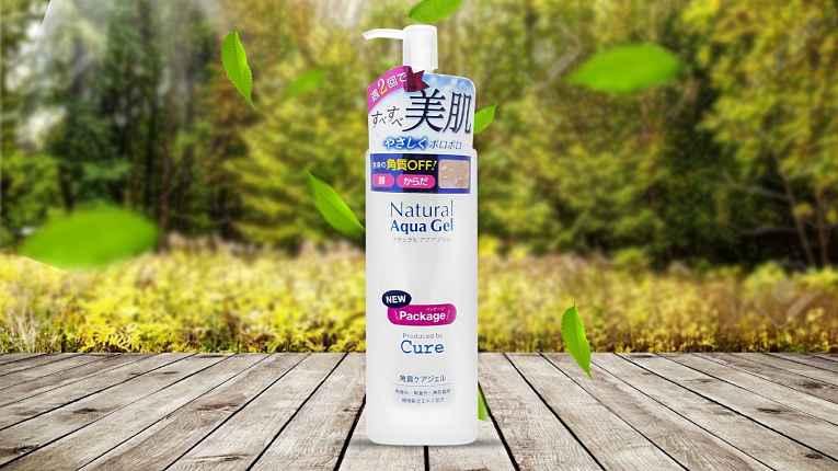 Natural Aqual Gel Cure