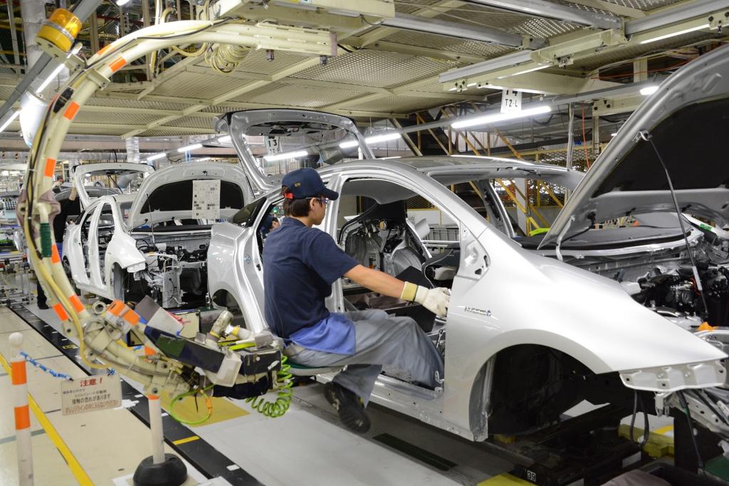 Montadora Toyota
