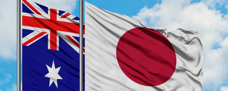 Acordo diplomático Japão e Austrália