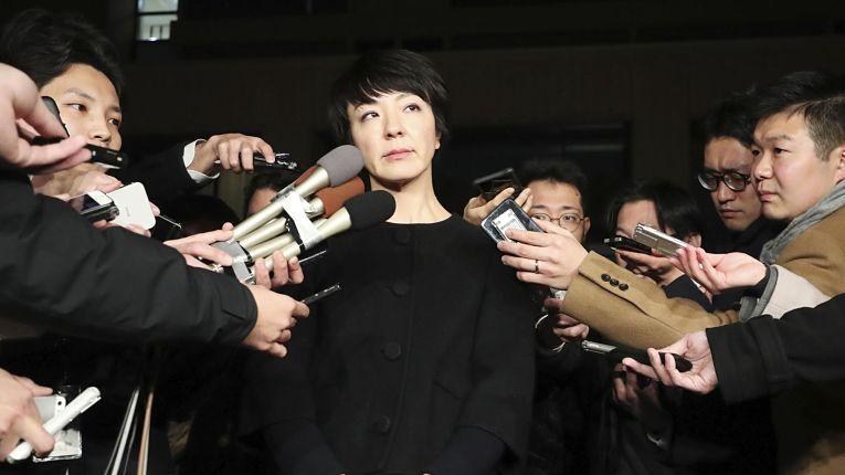 Anri Kawai é declarada culpada por compra de votos no Japão
