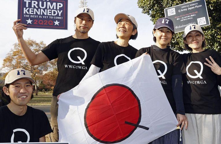 QAnon no Japão