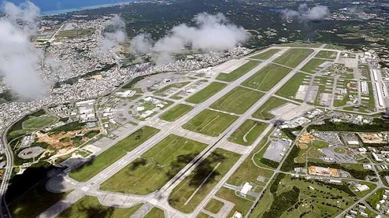 Base aérea de Kadena, Okinawa