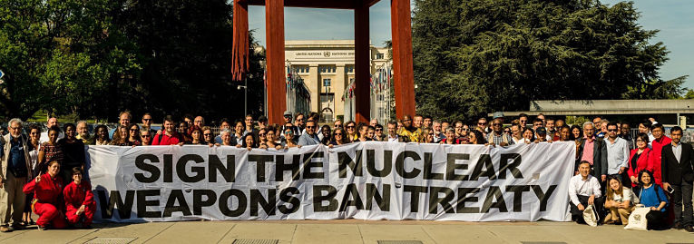 Campanha pela proibição das armas nucleares