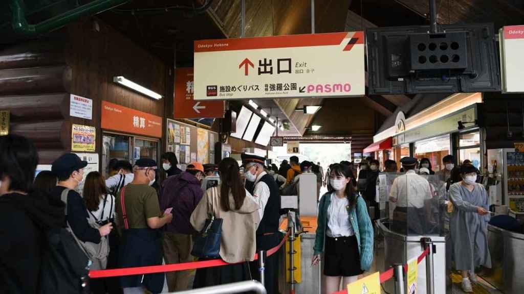 Go To Travel no Japão