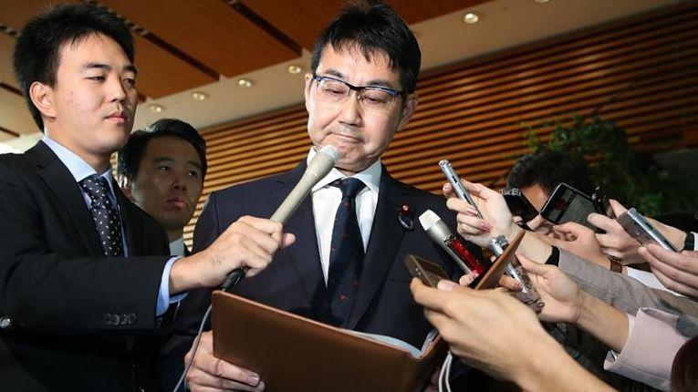 Katsuyuki Kawai é indiciado por compra de votos no Japão