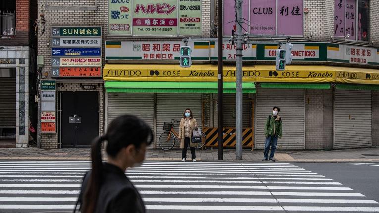 Deflação devido a pandemia ameaça o Japão novamente