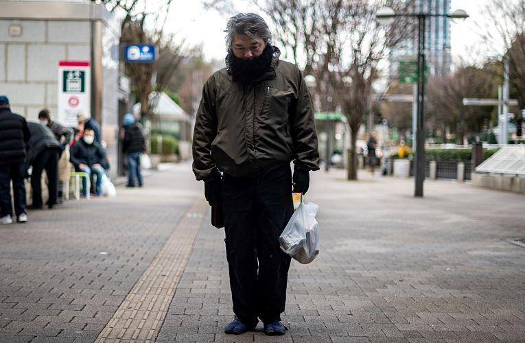 Pobreza se agrava no Japão em meio a pandemia do novo SARS-CoV-2