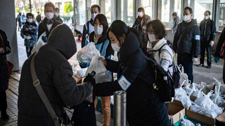Pobreza afeta japoneses em meio a pandemia de coronavírus