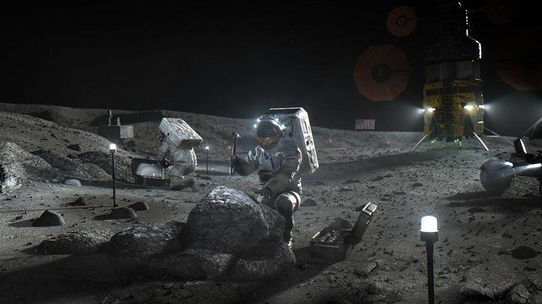 Japão e EUA fazem acordo para exploração lunar