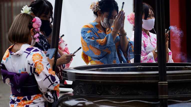 Ansiedade aumentou entre os japoneses por causa da extensão do estado de emergência no país
