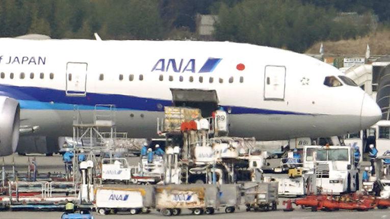Imunizantes Pfizer-BioNTech chegam ao Aeroporto Internacional de Narita na sexta-feira (12)