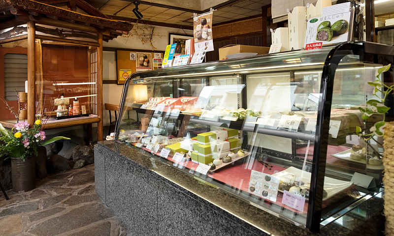 Confeitaria Tohoen no Japão