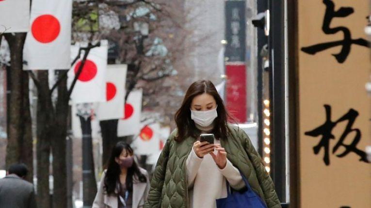 Japão em meio a terceira onda do novo coronavírus SARS-CoV-2