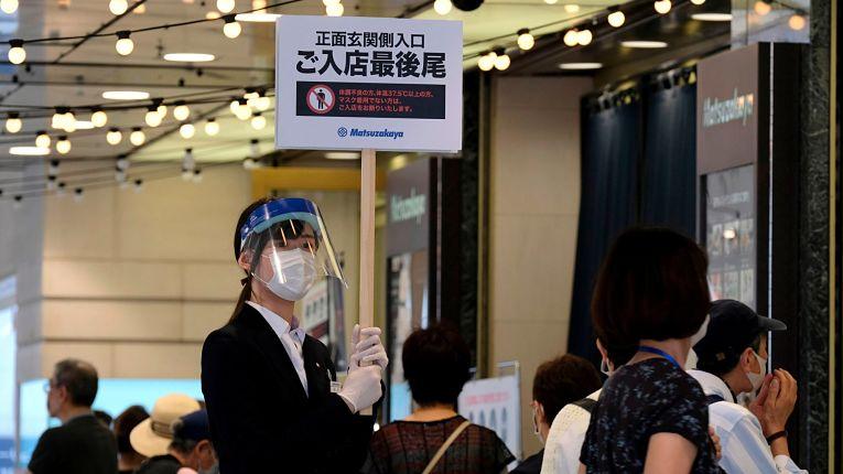 Apesar dos baixos registros, Japão pode ver casos de contaminação aumentarem por causa de novas cepas como a B117 e P1