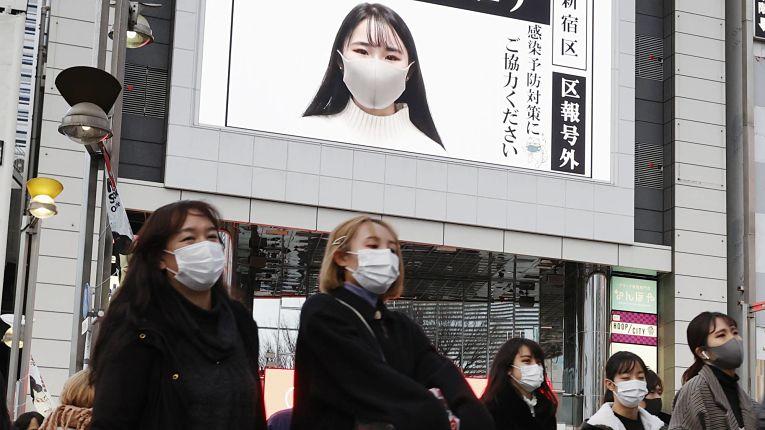 Taxa de contaminação diminuiu, porém, o Japão é um dos países industrializados que menos realizam testagens
