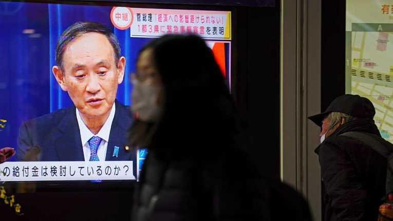 Estado de emergência é estendido no Japão