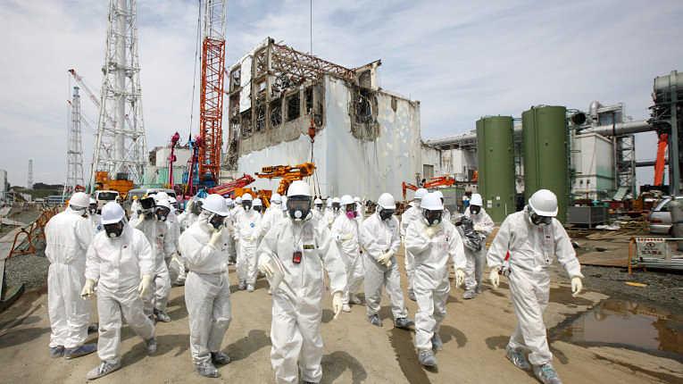 Terremoto em Fukushima no dia 13 de fevereiro causou danos aos já comprometidos reatores n°1 e n°3 da planta nuclear Fukushima Daiichi