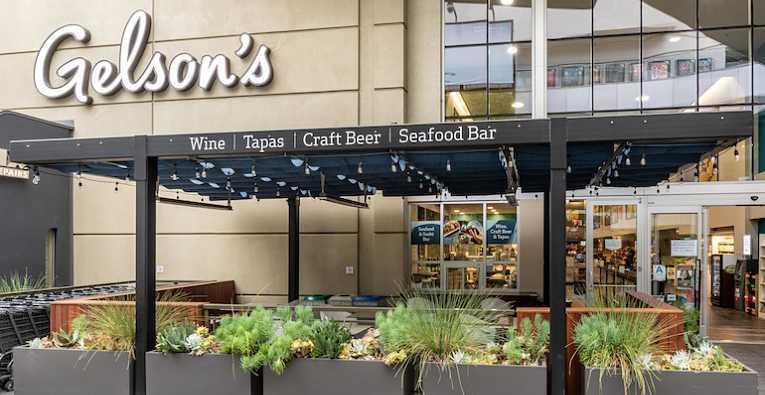 Rede de 27 supermercados no sul da Califórnia que será comprada pela Pacific International Holdings Corp. até abril