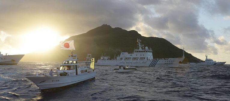 Revisão de lei japonesa permite que guarda-costeira do país abrir fogo contra embarcações estrangeiras que violem a zona econômica exclusiva do Japão
