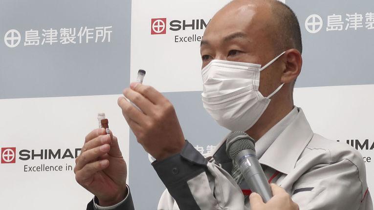 Kit para a detecção de COVID-19 em superfícies desenvolvido pela Shimadzu Corp.