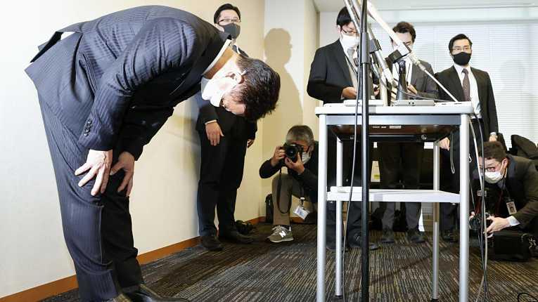 Kiyohiko Toyama renuncia em meio a polêmica