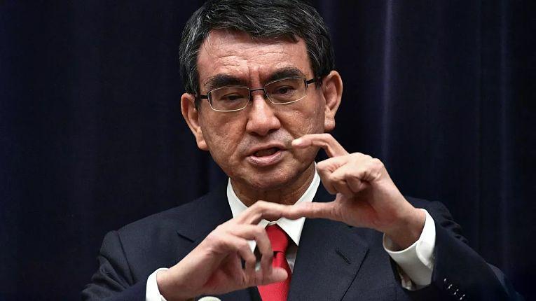 Ministro Taro Kano não informou quantas vacinas deverão chegar ao Japão na próxima semana, mas assegurou que elas chegarão ao país