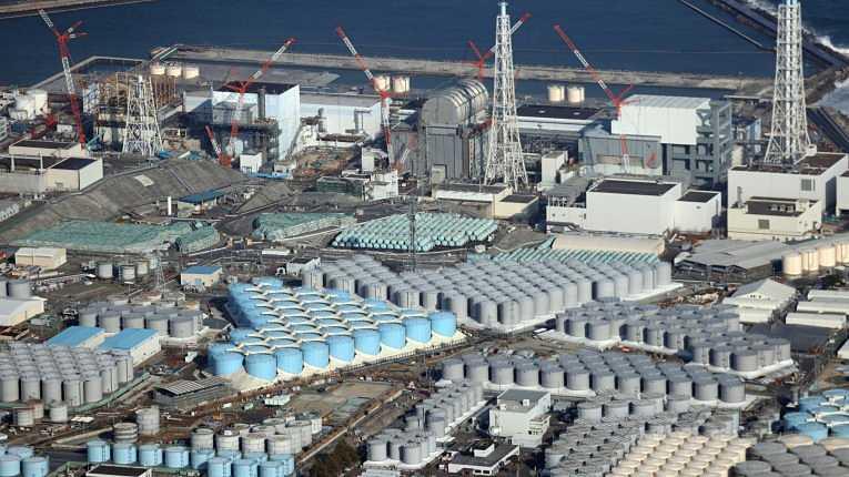 Planta nuclear de Fukushima Daiichi não tem mais espaço para armazenar a água utilizada para resfriar os reatores nucleares