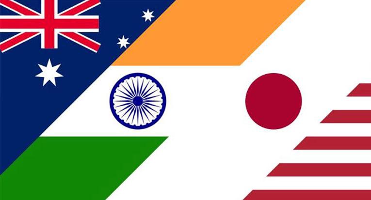 Quarteto formado por Austrália, Índia, Japão e EUA pretende fazer frente a China na região do Indo-Pacífico