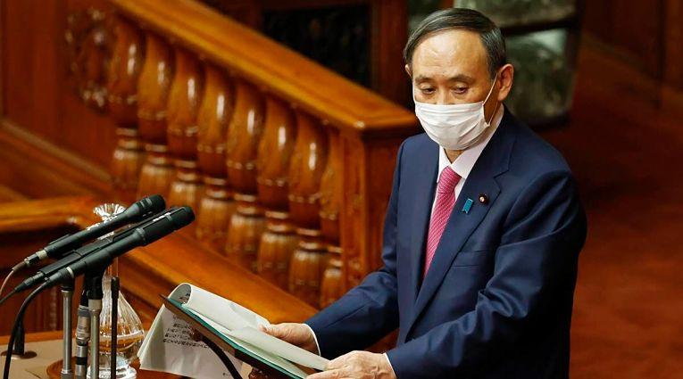 Primeiro-ministro Yoshihide Suga anuncia início da vacinação para os idosos no dia 12 de abril