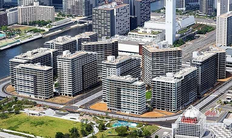 Vila Olímpica de Tokyo
