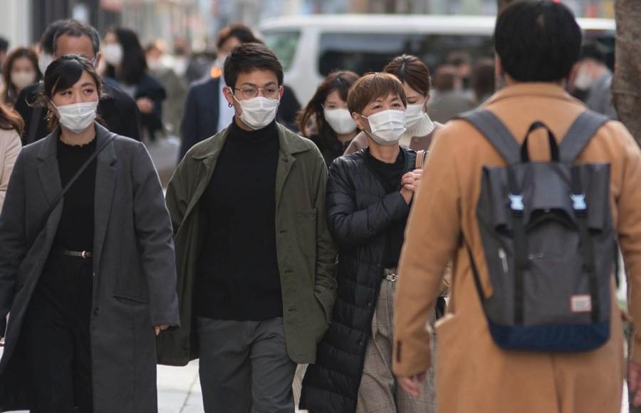 Coronavírus no Japão em março de 2021