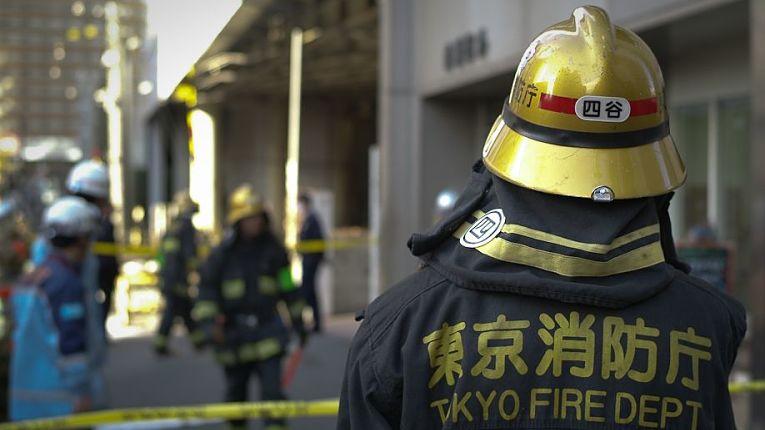 Incêndio na região central de Tokyo deixou duas mulheres com ferimentos leves e destruiu 11 residências