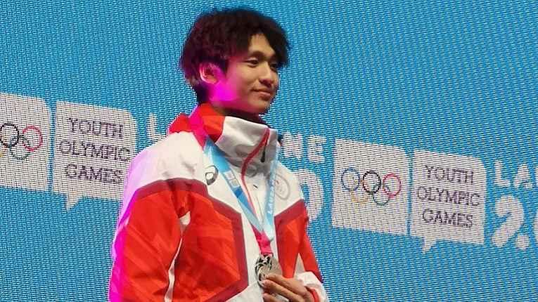 Kaishu Hirano conquistou a 13ª posição