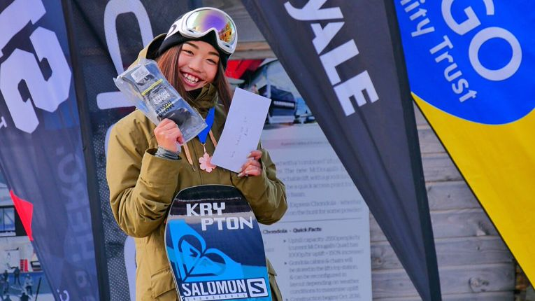 Karumi Imai conquistou a 8ª posição