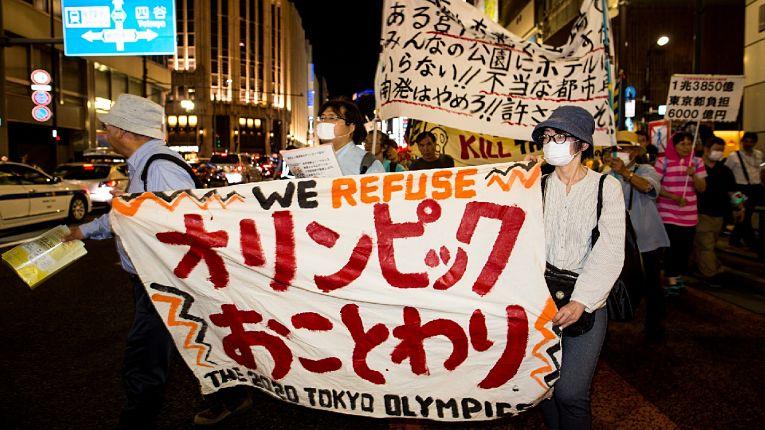 Aproximadamente 80% das japoneses rejeitam tanto a realização dos Jogos Olímpicos de Tokyo quanto a presença de estrangeiros no país antes da crise sanitária ser superada