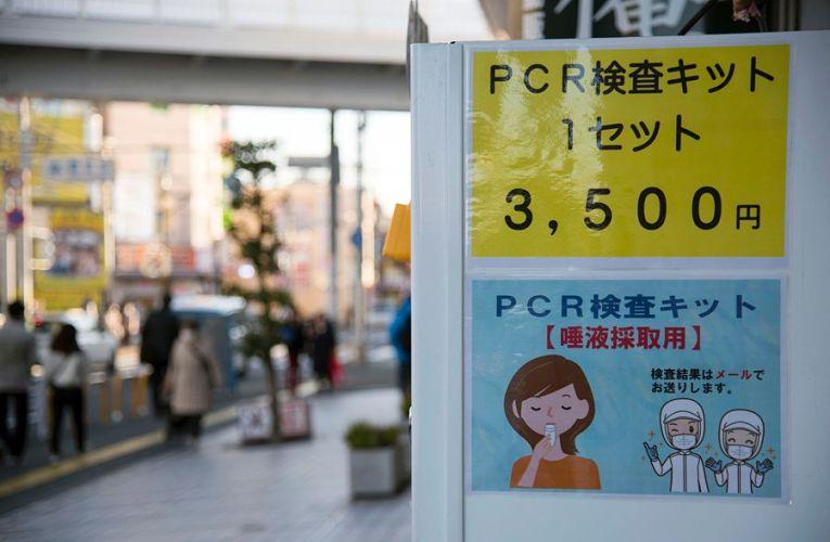 Nvoso testes rápidos e eficientes a preços populares poderá ser grande aliado no combate a pandemia no Japão