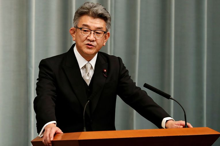 Ministro das Comunicações Ryota Takeda informou que uma comissão independente investigará 11 funcionários do ministério por comportamento inadequado e por possíveis interferências na administração pública