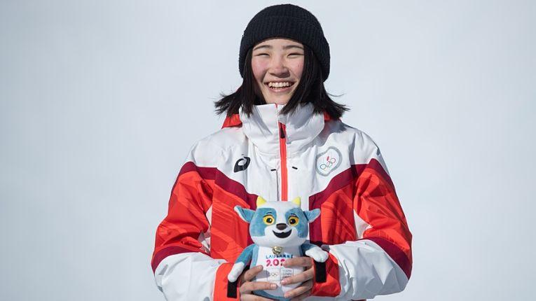 Mitsuki Ono conquistou a 6ª posição