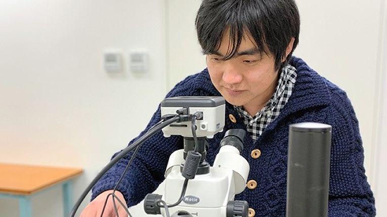 Noriyuki Miura se inspirou no anime Osamu Tezuka para realizar seu trabalho com semicondutores