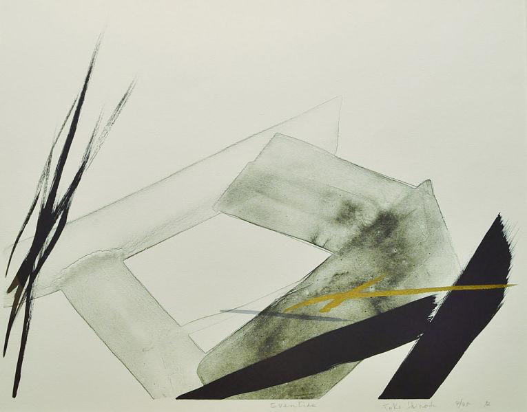 Obra de Toko Shinoda