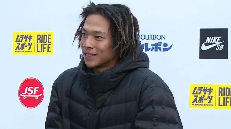 Ruka Hirano conquistou a 12ª posição