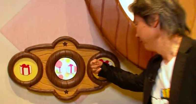 Shigeru Miyamoto escolhe um pres