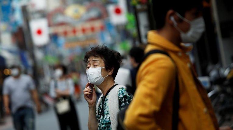 Além do aumento de contaminações nas prefeituras de Osaka, Tokyo, Hyogoe Kyoto, o número de mortos também está subindo nos últimos dias