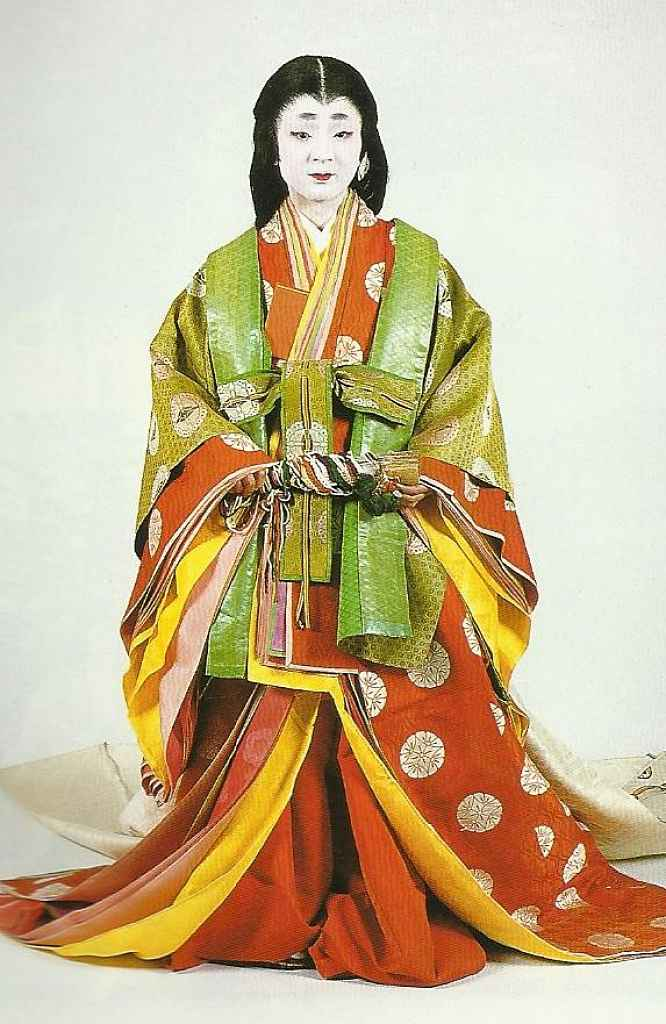 Kimono Junihitoe