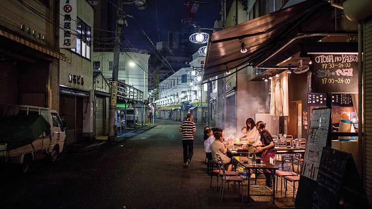 Prefeitura de Osaka segue com a maior taxa de contaminação diária do Japão com 613 novos casos nessa sexta-feira (2)