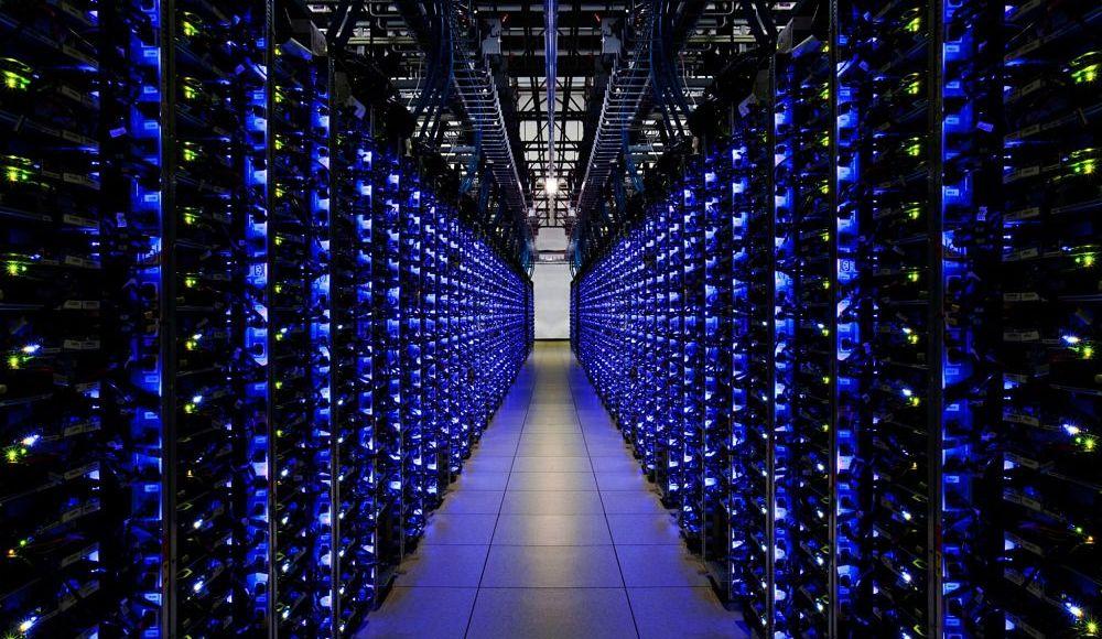 Infraestrutura de dados do Japão
