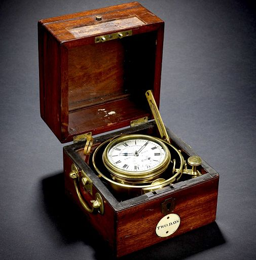 Cronômetro marinho